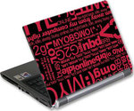 G-Cube ChatRoom Notebook Skin GSCR-17R