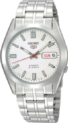 Seiko 5 Automatic White Dial Watch SNKE79J1