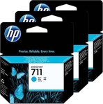 HP 711 Cyan 29ml 3-pack (CZ134A)