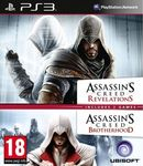Assassin's Creed: Brotherhood & Assasin's Creed: Revelations PS3