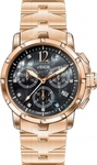 Venus Rose Gold Stainless Steel Chronograph