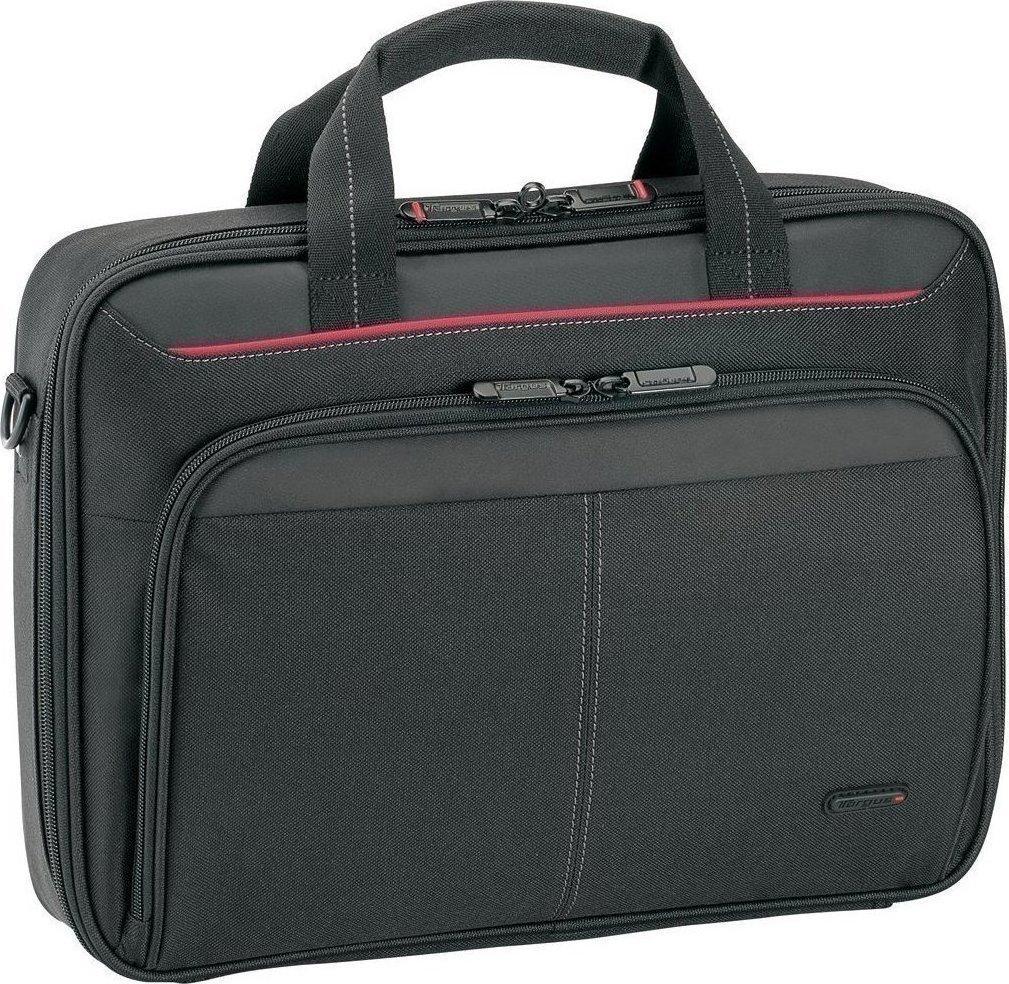 targus classic clamshell laptop bag 13 3. Black Bedroom Furniture Sets. Home Design Ideas