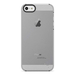 Belkin Shield Sheer Matte Clear (iPhone 5/5s/SE)
