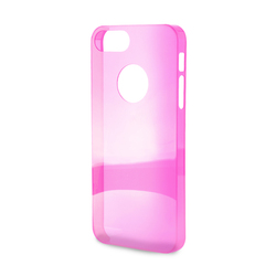 Puro Crystal Cover Pink (iPhone 5/5s/SE)