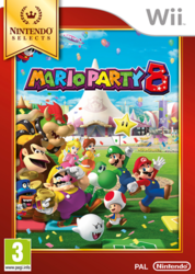 Mario Party 8 (Selects) Wii