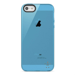 Belkin Grip Sheer Light Blue (iPhone 5/5s/SE)