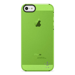 Belkin Shield Sheer Green (iPhone 5/5s/SE)