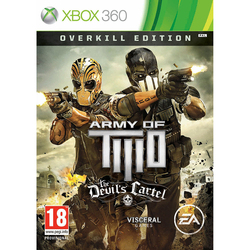 Army of Two: The Devil's Cartel (Overkill Edition) XBOX 360