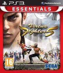 Virtua Fighter 5 (Essentials) PS3
