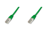 Digitus U/UTP Cat.5e Cable 1m Πράσινο (DK-1511-010/G)