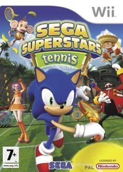 Sega Superstars Tennis WII