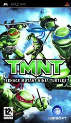 Teenage Mutant Ninja Turtles PSP