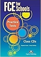 FCE for Schools Practice Tests: Class Audio CDs (set of 3)