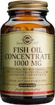 Solgar Fish Oil Concentrate 1000mg 60 μαλακές κ...