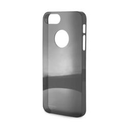 Puro Crystal Cover Black (iPhone 5/5s/SE)