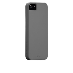 Case-Mate Barely There Cases Titanium Gray (iPhone 5/5s/SE)