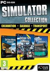 Simulator Collection: Excavation, Salvage, Transport PC