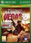 Tom Clancy's Rainbow Six Vegas 2 (Complete Edition Classics) XBOX 360