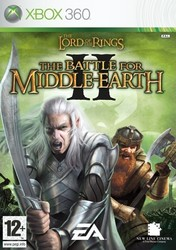 The Lord Of The Rings The Battle For Middle-earth II XBOX 360