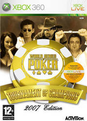 World Series Of Poker Tournament Of Champions XBOX 360