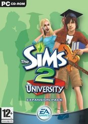 The Sims 2 University PC