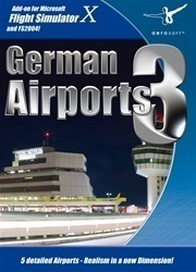 German Airports 3 PC