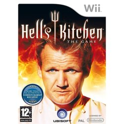 Hell's Kitchen Wii