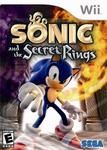 Sonic And Secret Rings WII