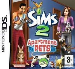 The Sims 2 Apartment Pets DS