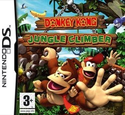 Donkey Kong Jungle Climber DS