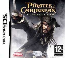 Pirates Of The Carribean At Worlds End DS