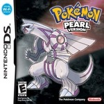 Pokemon Pearl Edition DS