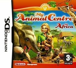 My Animal Centre In Africa DS