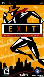 Exit Speed Strategy Survival PSP