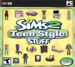 The Sims 2 Teen Style Stuff Pack PC