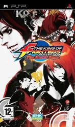 King Of Fighters Collection- The Orochi Saga PSP