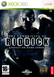 The Chronicles Of Riddick Assault On Dark Athena Xbox 360