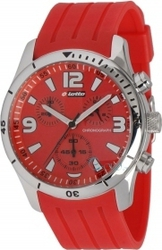 Lotto Sport Red Rubber Chronograph LM0020-04