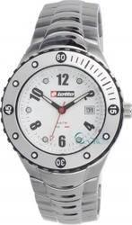 Lotto White Stainless Steel Bracelet LM0009-01