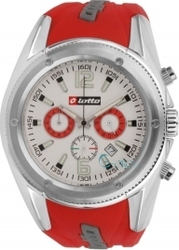 Lotto Red Rubber Chronograph LM0008-03