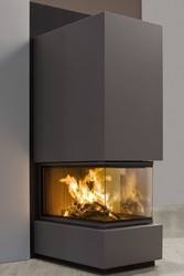 Kal-Fire Heat Pure 65 3 Sides