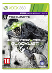Tom Clancy's: Splinter Cell Blacklist (Upper Echelon D1) XBOX 360