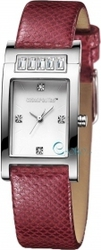 Cosmopolitan Red Leather Strap CM12203