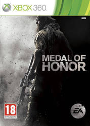 Medal of Honor (Limited Edition) XBOX 360