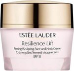 Estee Lauder Resilience Lift Firming/Sculpting Face & Neck Creme Broad Spectrum SPF 15 Dry Skin 50ml