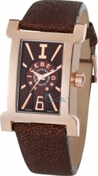 Iceberg Brown Leather Strap IC601-72