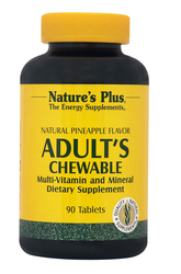 Nature's Plus Adult's Chewable 90 tabs