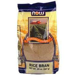 Now Foods Rice Bran 566gr