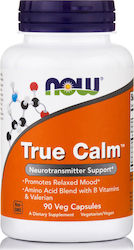 Now Foods True Calm 90 κάψουλες