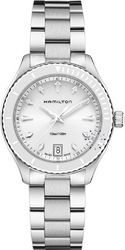 Hamilton Seaview Automatic Stainless Steel Bracelet H37411111